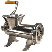 Stainless Steel Manual Meat Grinder #32