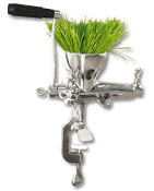 Stainless Steel Wheat Grass Juicer