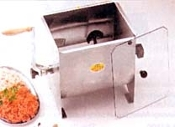 Stainless Steel Hand Turn Mixer