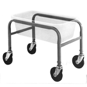 Aluminum Single Lug Cart