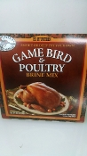 Game Bird & Poultry Brine Mix