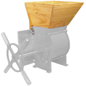 Apple & Fruit Crusher Hopper