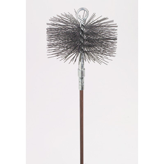 "6"" Round Chimney Brush"