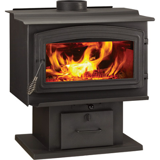 WoodPro 90,000 BTU Wood Stove - EPA-Certified
