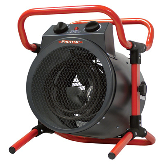 ProTemp Electric Turbo Heater - 10,200 BTU