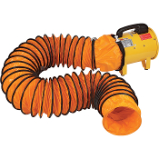 Utility Blower Hose for 8 Inch Blowers