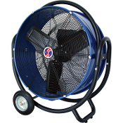 "Energy-Efficient 24"" Tilt Circulator Fan"