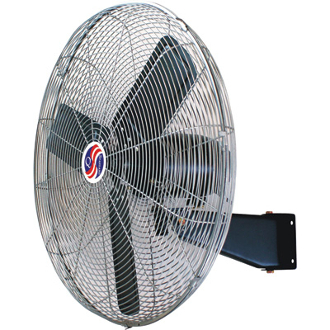 "20"" Oscillating Wall-Mount Fan"