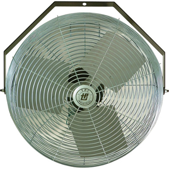 "24"" Industrial Mounted Workstation Fan"
