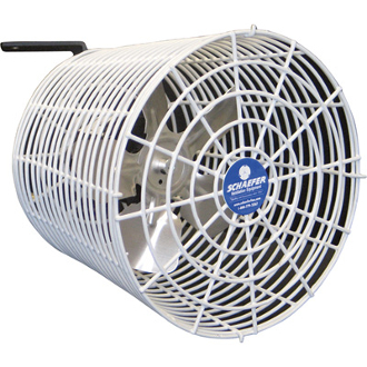 "Schaefer Versa-Kool 24"" Circulation Fan"