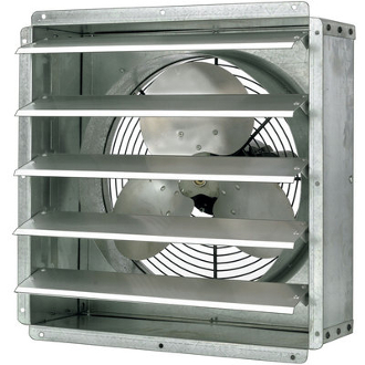 "Direct-Drive General-Purpose 20"" Exhaust Fan"