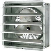 "Direct-Drive General-Purpose 12"" Exhaust Fan"