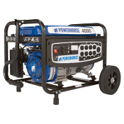Powerhorse Portable Generator — 4000 Watt