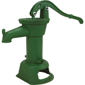 Cast Iron Hand Press Pump