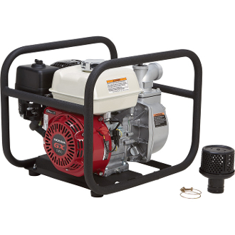 NorthStar Semi Trash Pump - 15,850 GPH / 160cc Honda GX160 Engin