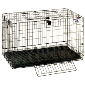 Wire Pop-Up Rabbit Cage