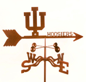 Weathervane - Indiana University
