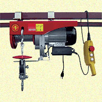 2000 lb Heavy Duty Electric Hoist